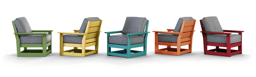 Hudson Lounge Chairs