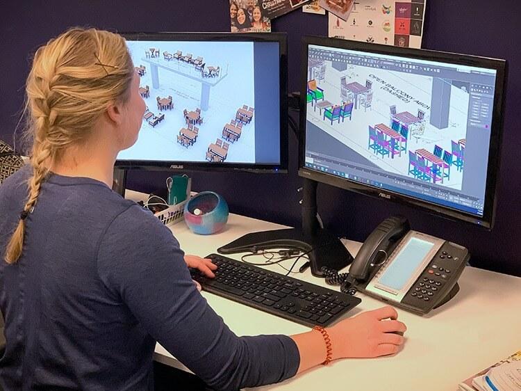 3D Design site planning