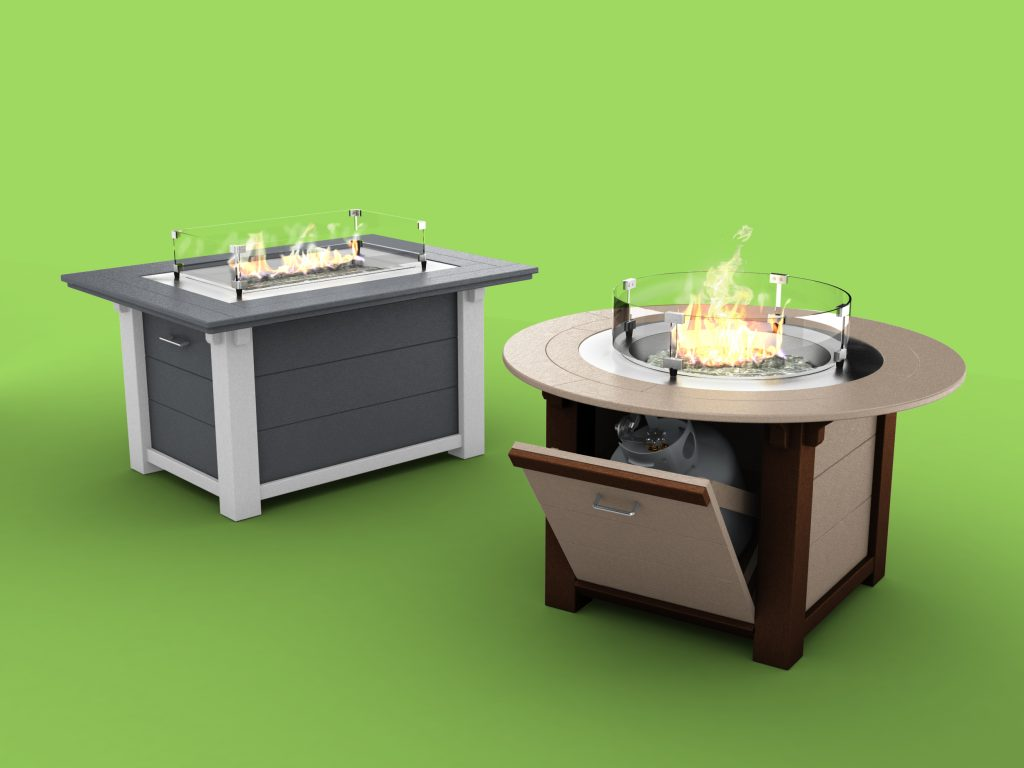 Sister Bay Furniture Fire Tables