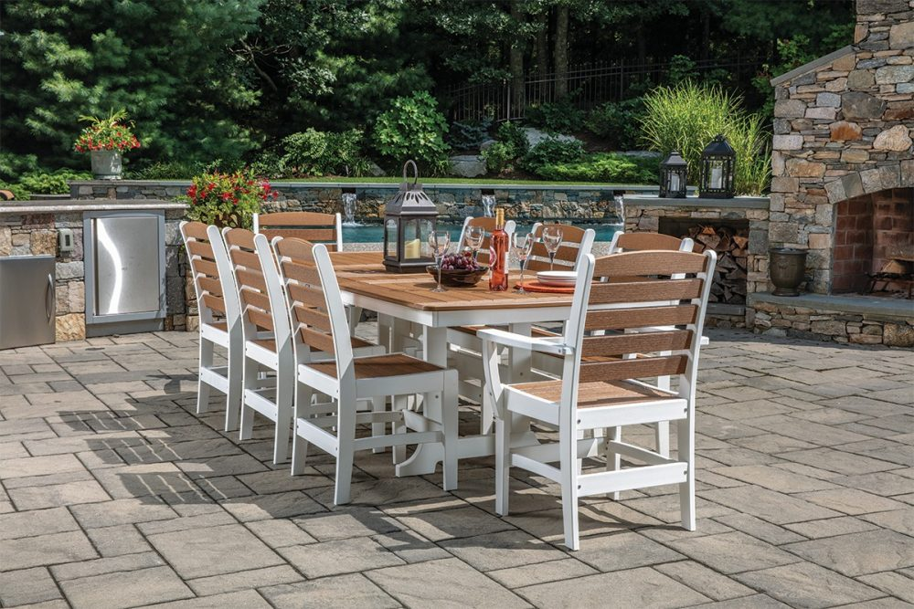Napa Extension Dining Table