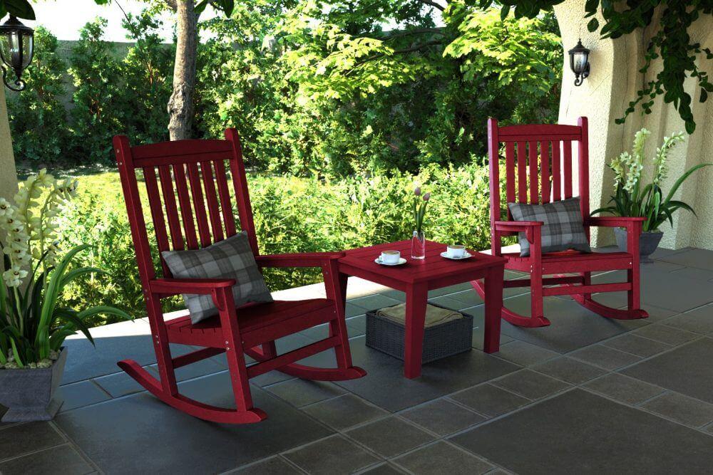 Vineyard Porch Rockers