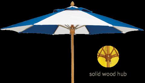 Augusta-umbrella