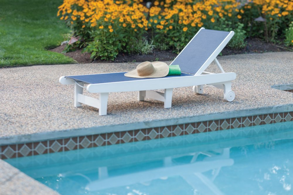 Delray Chaise Lounge Sling
