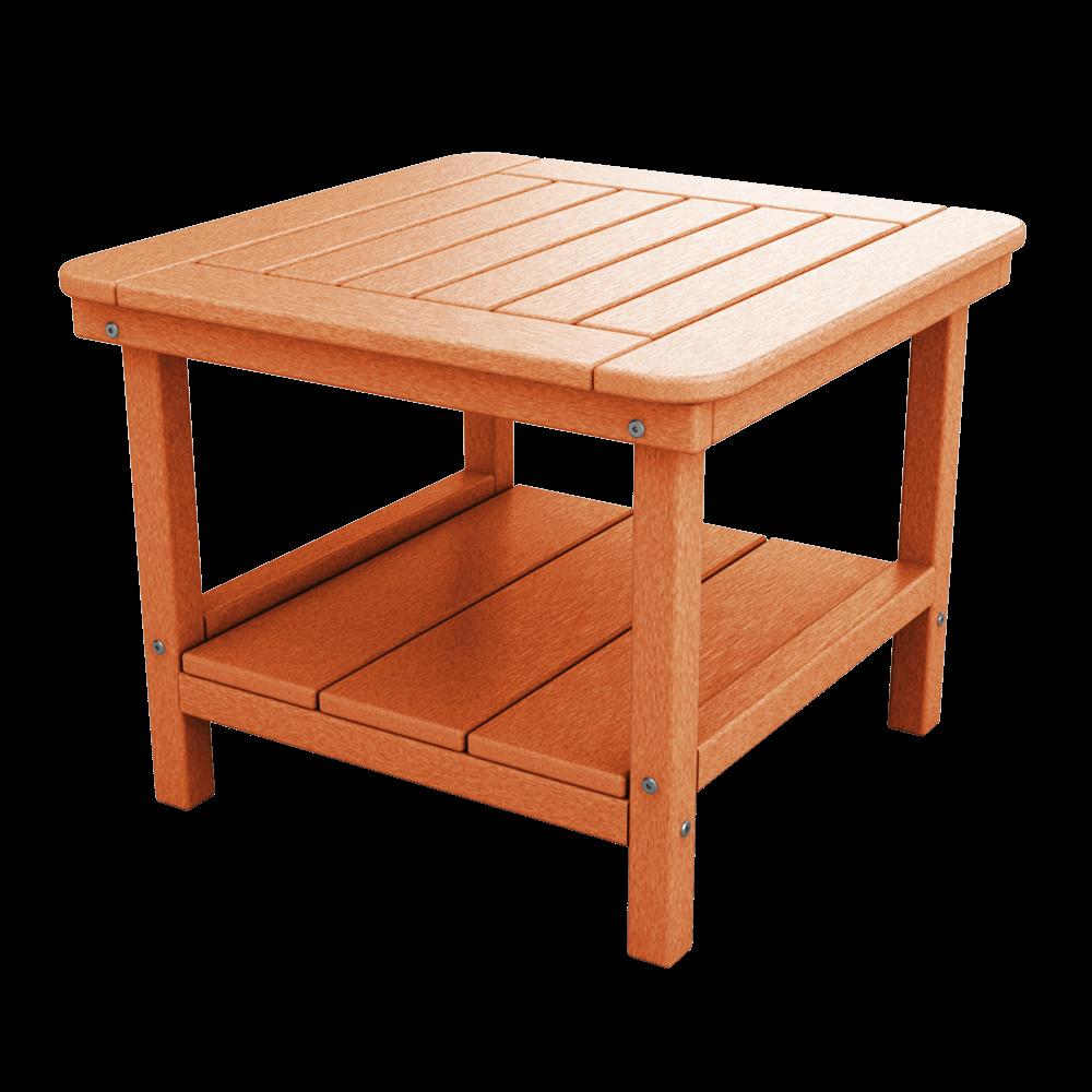 Tangerine Table Visual