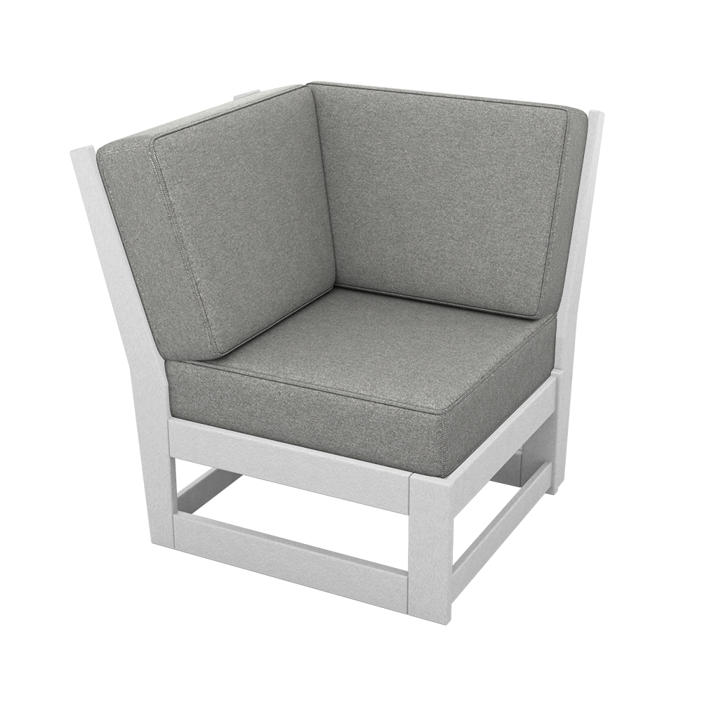 Hudson Sectional Corner Seat with Cushions