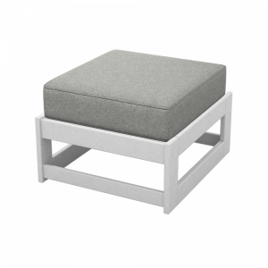 Hudson Ottoman with Cushion