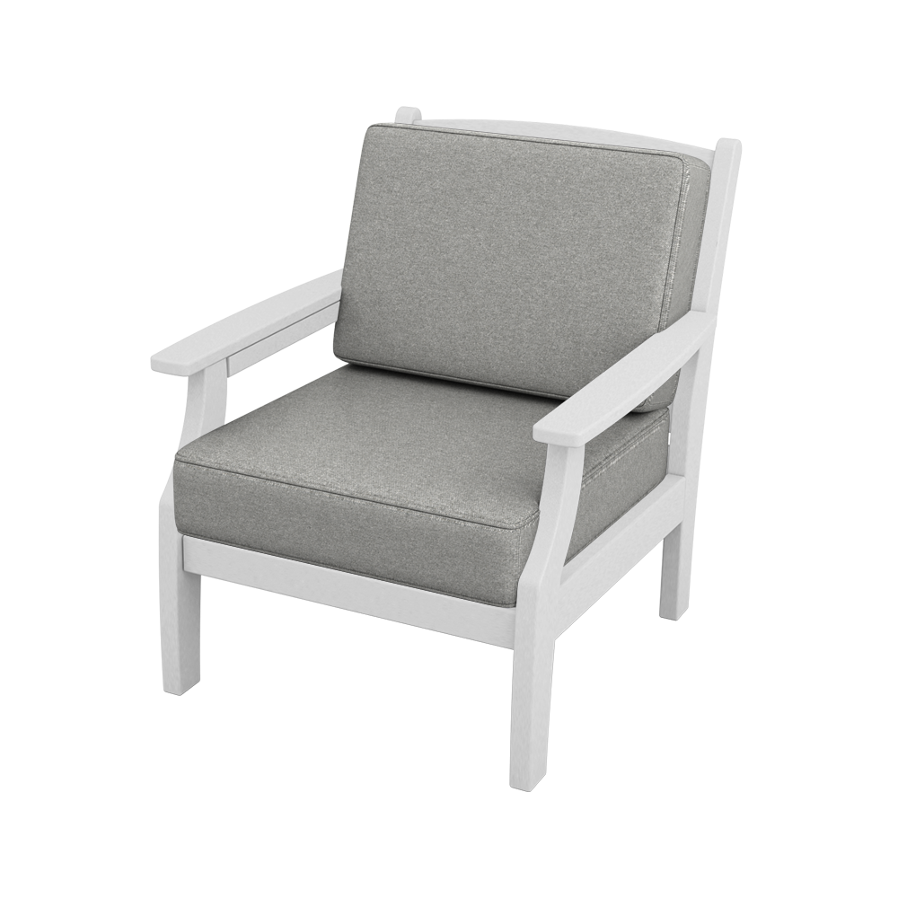 Maywood Lounge Chair with Cushions