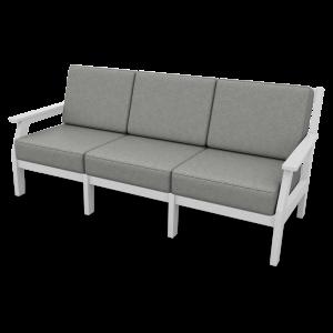 Milano Sofa with Cushions
