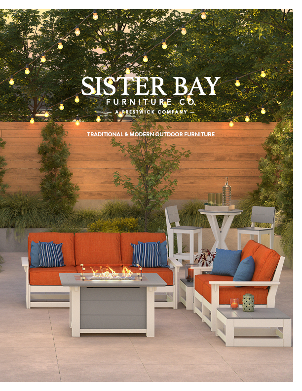 Sister Bay Furniture Catalog