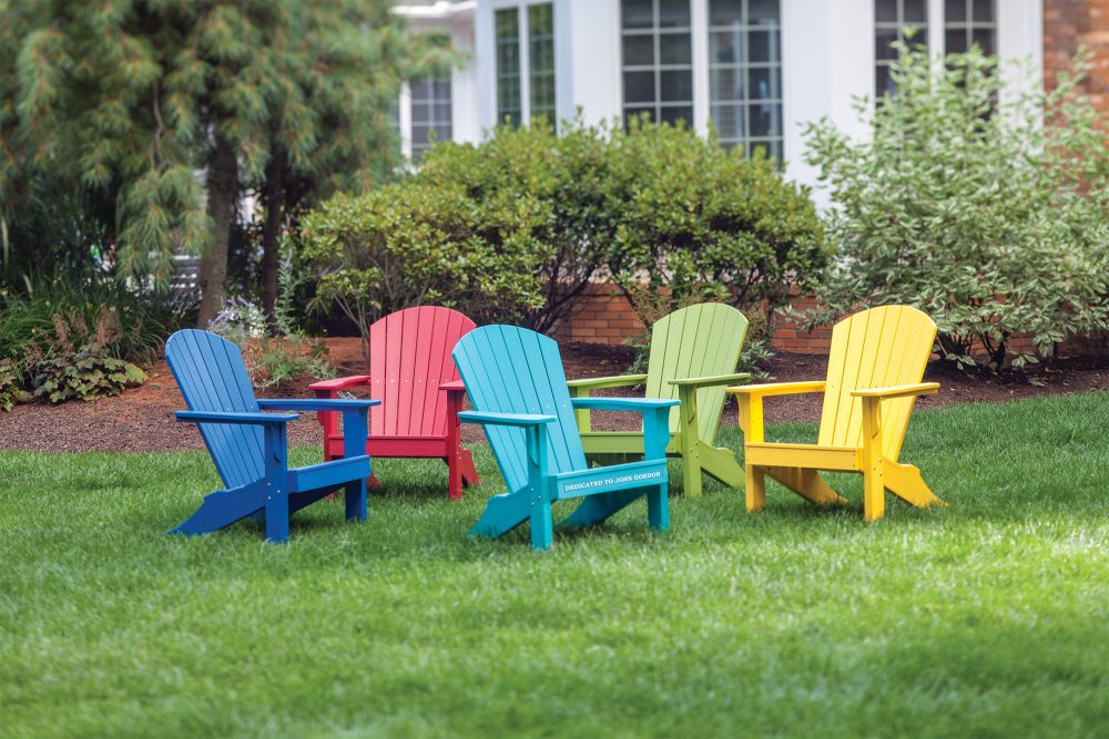 Hyannis Adirondack Chairs   bright colors