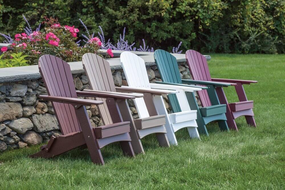 Hyannis Folding Adirondack Chairs
