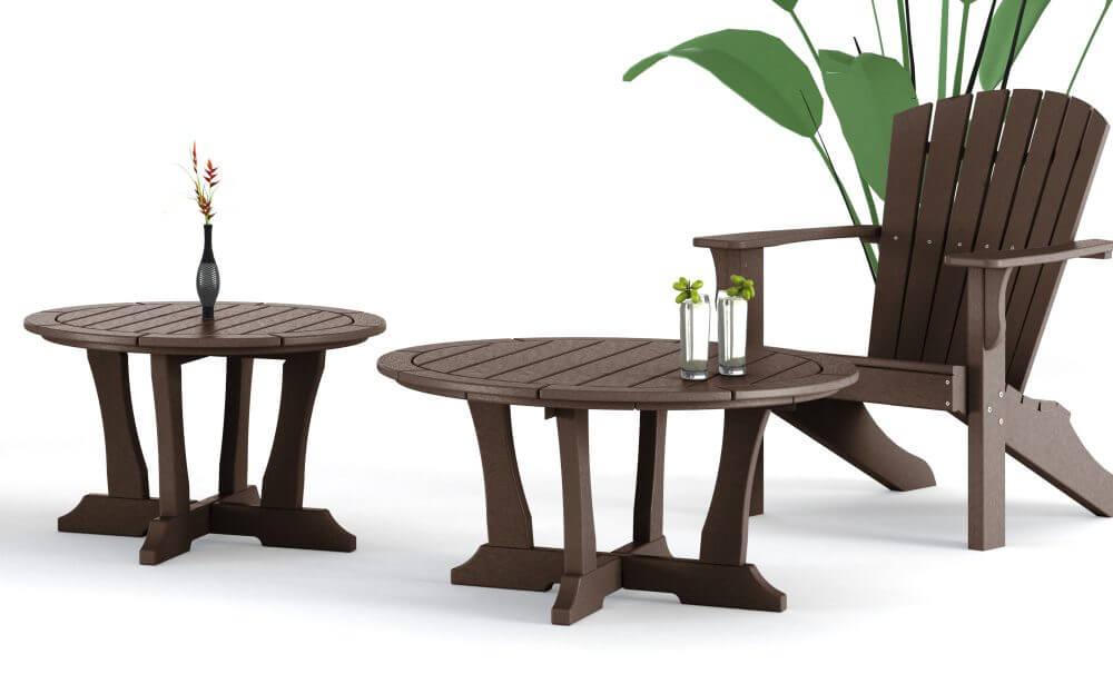 Laguna Conversation Table | Hyannis Adirondack