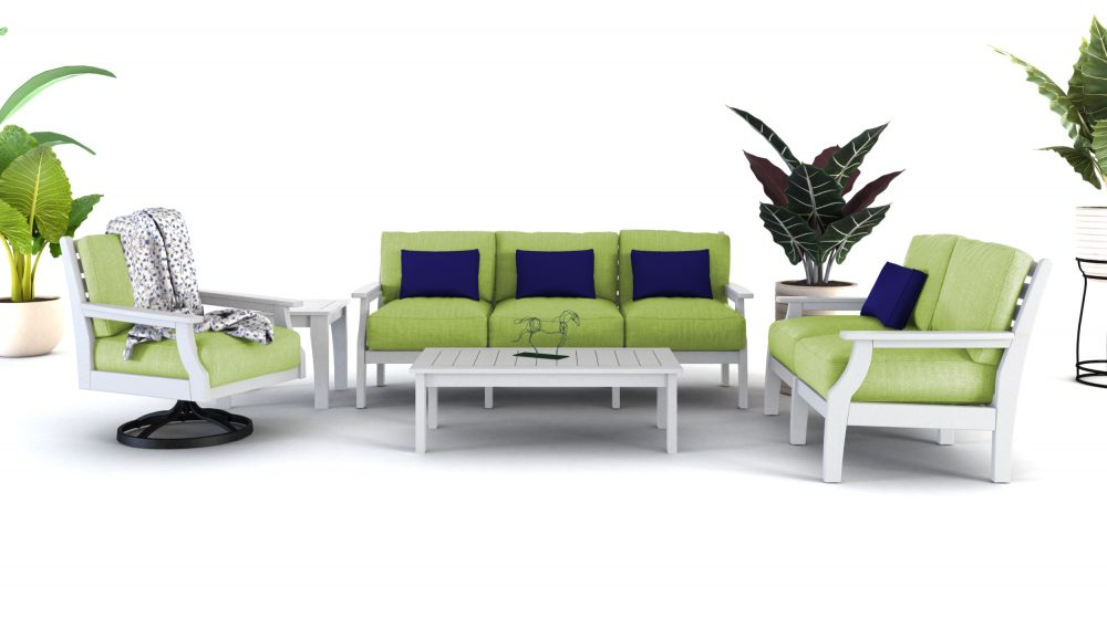 Maywood Deep Seating | Sofa | Loveseat | Swivel Lounge