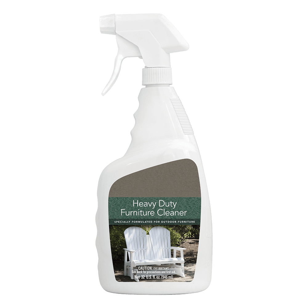 Heavy Duty Furniture Cleaner by Sister Bay Furniture Company