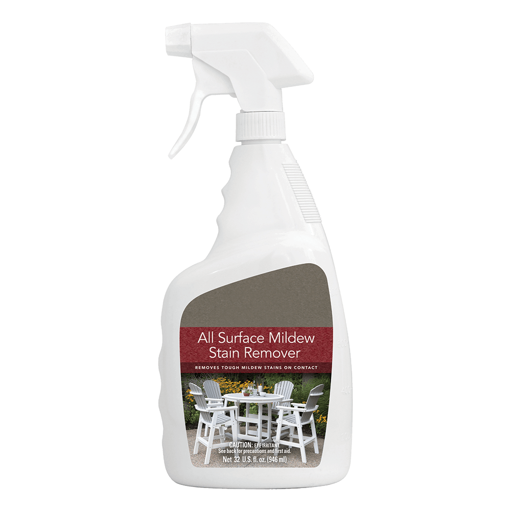 All Surface Mildew Stain Remover by Sister Bay Furniture