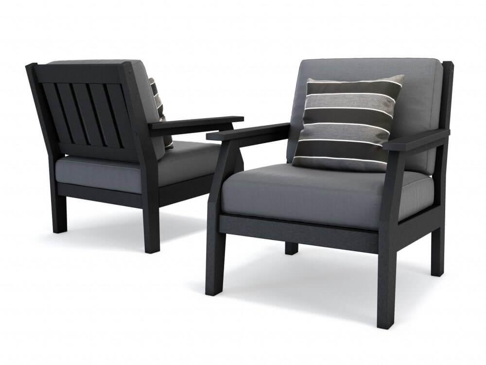 Milano Lounge Chairs