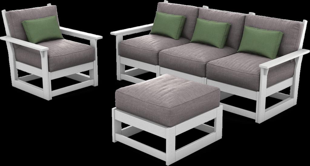 Hudson Modular Deep Seating